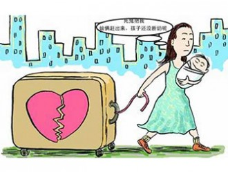 离婚时抚养子女的一方能否要求得到补偿