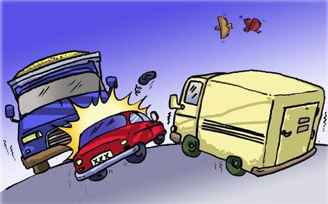 哪些情况下不能算作交通事故