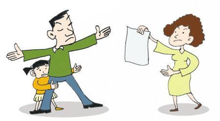 离婚后抚养权