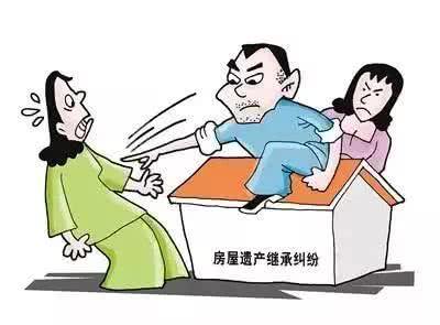 男子带第三者生女儿想继承亡妻遗产 法律咨询可以吗