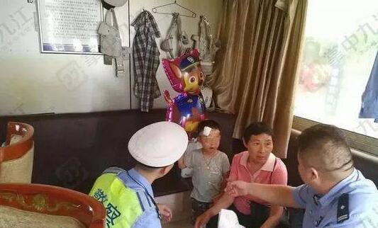 四岁男童被遗弃街头 亲妈对警方说孩子不要了