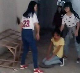 多名少年男女殴打一名少女 多半因未满14周岁不予处罚
